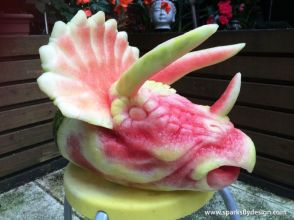 Triceratops-Watermelon-Carving-Horizontal-by-Sparksfly-Design