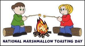National-Marshmallow-Toasting-Day