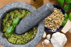 Pesto-Mortar