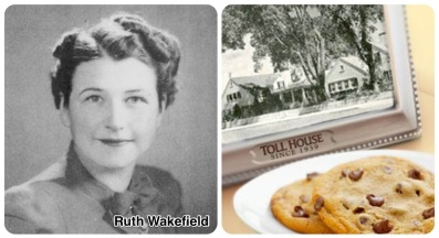 History of Chocolate Chip Cookies - Ruth Wakefield - Nestle Toll House