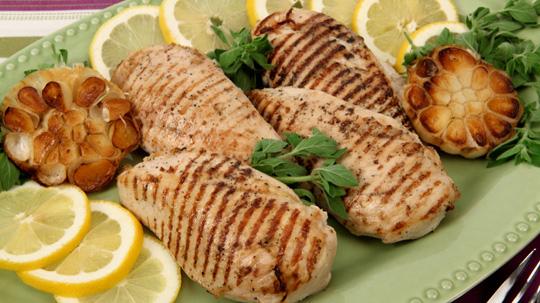 Lemon Oregano Chicken