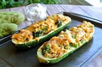 broccoli-chicken-zucchini-boats