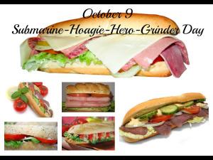 october-9-submarine-hoagie-hero-grinder-day