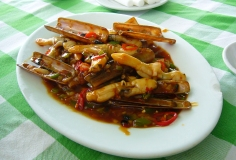 stired-fried_razor_clams_with_black_beans_and_pepper