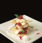 cherimoya-and-raspberry-napoleon